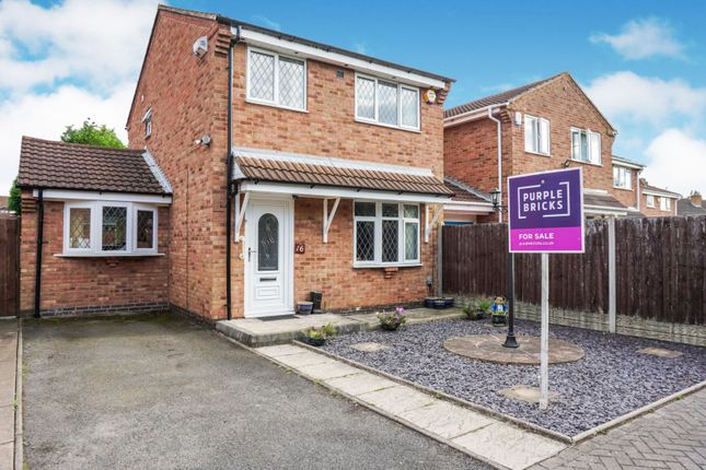 Thumbnail Link-detached house for sale in Kingfisher View, Birmingham