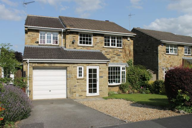 Thumbnail Detached house to rent in Egglestone Square, Boston Spa, Wetherby