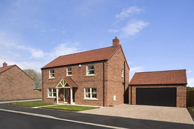 Thumbnail Detached house for sale in Plot 21 Farefield Close, Dalton, Thirsk