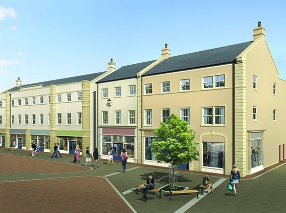 Thumbnail Flat for sale in 5 Pipe House, New Squares Development, Penrith, Cumbria