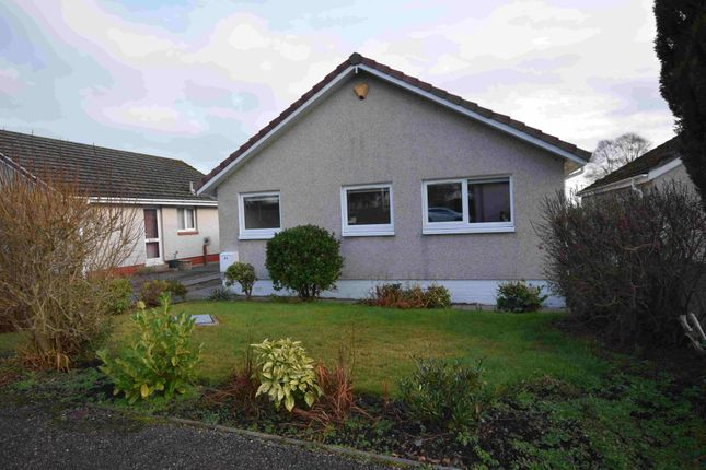 Thumbnail Detached bungalow to rent in Nevis Park, Inverness, Inverness