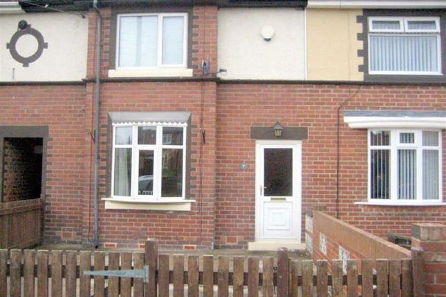 Thumbnail Terraced house to rent in Green Crescent, Dudley, Cramlington