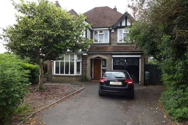 Thumbnail Detached house to rent in Claremont Gardens, Tunbridge Wells