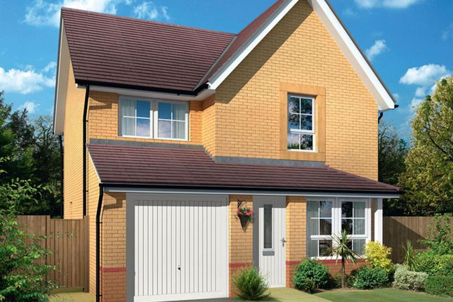 "Thumbnail Detached house for sale in ""Cheadle"" at Melton Road, Edwalton, Nottingham"