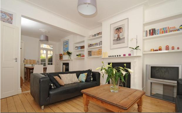 Thumbnail Terraced house to rent in Roxley Road, London