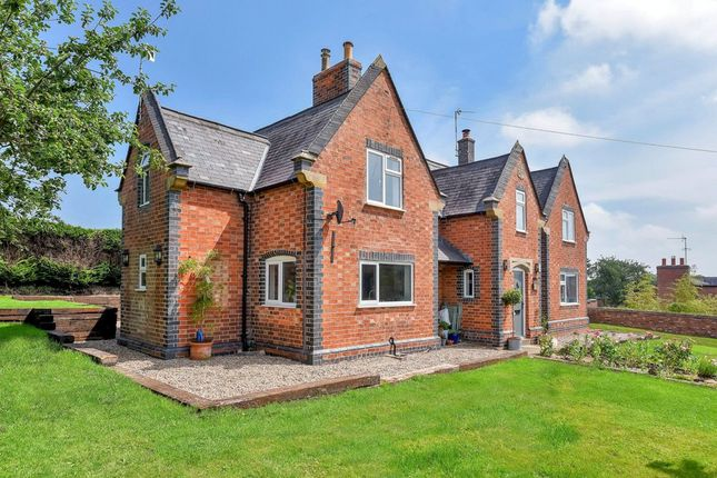 Thumbnail Detached house for sale in Shangton, Leicester, Leicestershire