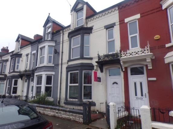 Thumbnail Terraced house for sale in Sheil Road, Kensington, Liverpool, Merseyside