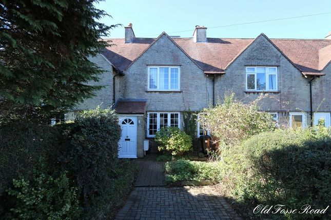 Thumbnail Terraced house for sale in Old Fosse Road, Odd Down, Bath
