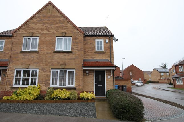 Thumbnail Terraced house for sale in Oxland Drive, Hull, Yorkshire