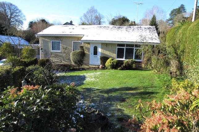 Thumbnail Detached bungalow for sale in Princes Close, Redlynch, Salisbury