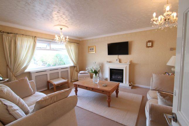 Thumbnail Semi-detached house for sale in Pen Y Groes Grove, Bassaleg, Newport