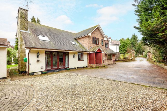 Thumbnail Detached house for sale in Deepdene Avenue, Dorking, Surrey