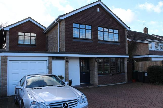 Thumbnail Detached house for sale in Correnden Road, Tonbridge