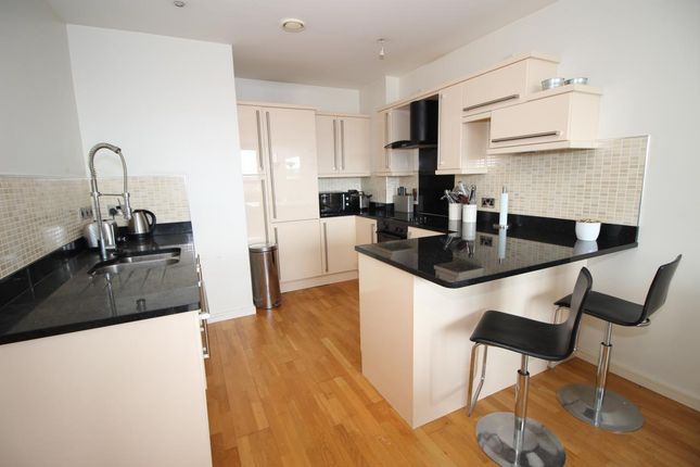 2 bed flat to rent in 55 Degrees North, Pilgrim Street, Newcastle Upon Tyne NE1