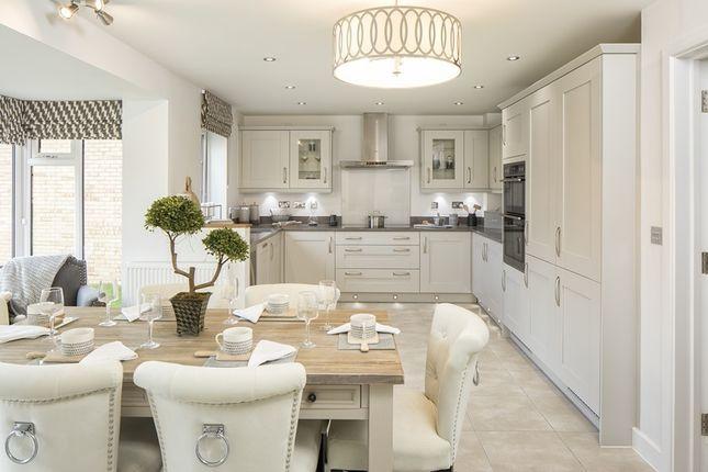 Thumbnail 2 bedroom detached house for sale in Nerrols Grange, Batt Drive, Taunton, Somerset