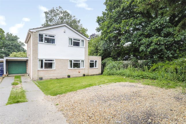 Thumbnail Property for sale in Firtree Close, Sandhurst, Berkshire