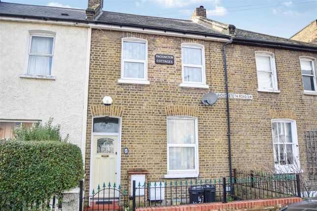 Thumbnail Property to rent in Bickersteth Road, London