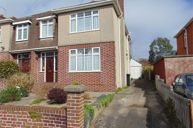 Thumbnail Semi-detached house for sale in 31 West Town Park, Brislington, Bristol