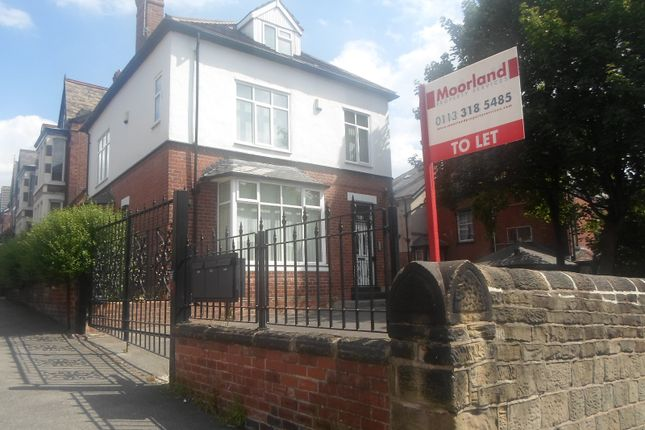 Thumbnail Flat to rent in Oak House Harehills Lane, Leeds