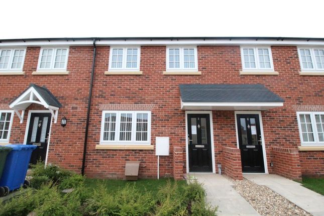 Thumbnail Terraced house for sale in Beacon Drive, Eastfield, Scarborough