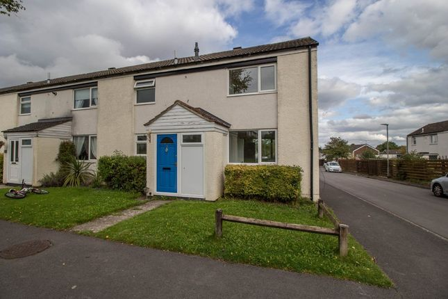 Thumbnail End terrace house to rent in Rutland Close, Catterick Garrison