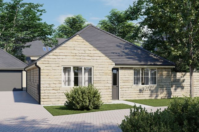 3 bed bungalow for sale in The Sudbury, Tansley Gardens, Tansley DE4