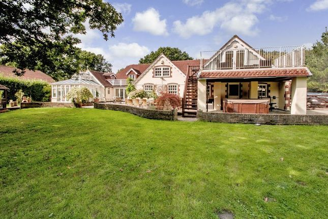 Thumbnail Detached house for sale in Fleet End Bottom, Warsash, Hampshire
