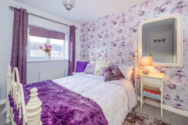 Bedroom Three of Oakland Way, Nottingham, Nottinghamshire NG8