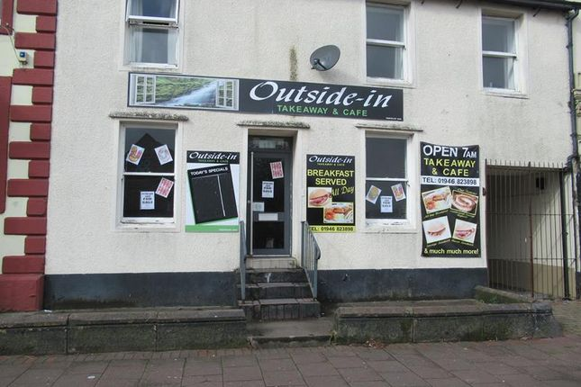 Thumbnail Retail premises to let in 57 Main Street, Egremont, Cumbria