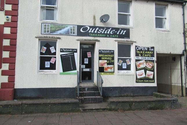 Thumbnail Retail premises to let in 57 Main Street, Egremont, Cumbria