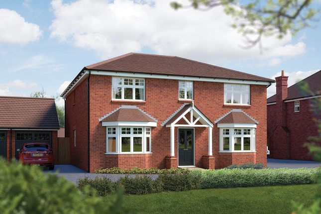 "Thumbnail Detached house for sale in ""The Winchester"" at Ashlawn Road, Rugby"