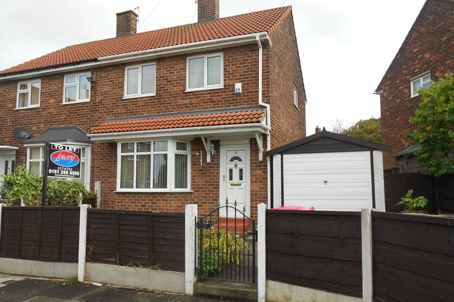 Thumbnail Semi-detached house to rent in Acresfield Close, Swinton
