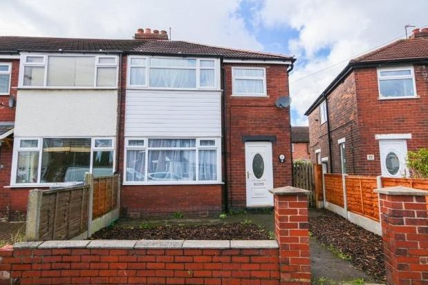 Thumbnail Semi-detached house to rent in Harewood Road, Irlam, Manchester