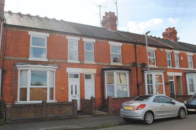 Thumbnail End terrace house for sale in Wentworth Road, Rushden