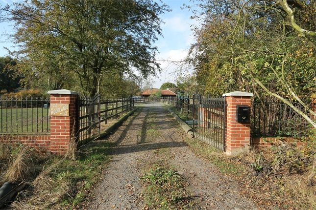 Thumbnail Land for sale in Edward Road, Thorpe-Le-Soken, Clacton-On-Sea