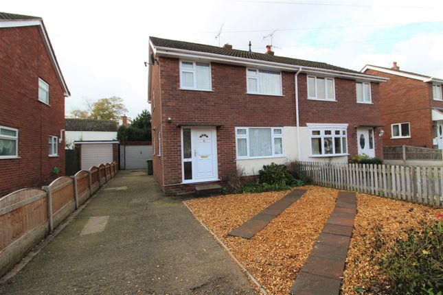 Thumbnail Semi-detached house to rent in Orchard View, Gresford, Wrexham