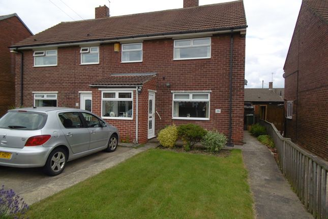 Thumbnail Semi-detached house for sale in Sunny Avenue, Upton