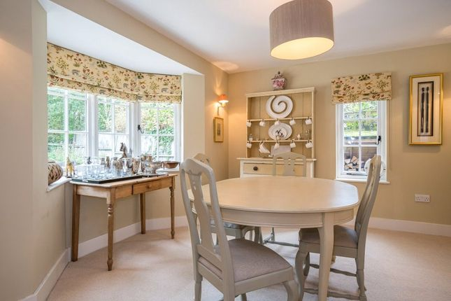 Dining Room of Whitehall Lane, Checkendon, Reading RG8
