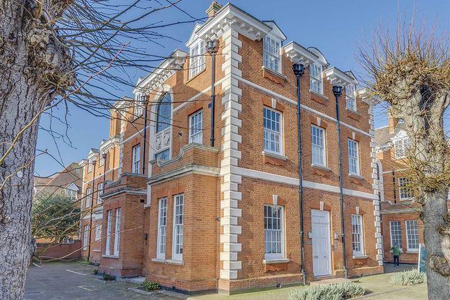 Thumbnail Flat for sale in Bluecoats Avenue, Hertford, Hertfordshire