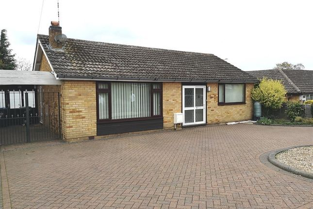 Thumbnail Bungalow to rent in Landseer Close, Hillmorton, Rugby