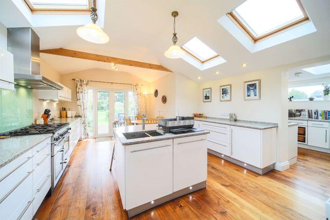 Thumbnail Semi-detached house for sale in Dereham Road, Norwich