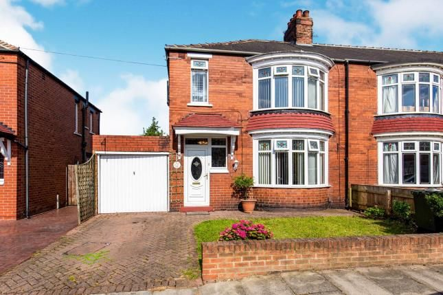 Front of Thornfield Grove, Linthorpe, Middlesbrough TS5