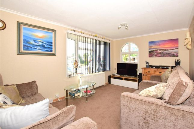 Thumbnail Mobile/park home for sale in Field Lane, St Helens, Ryde, Isle Of Wight