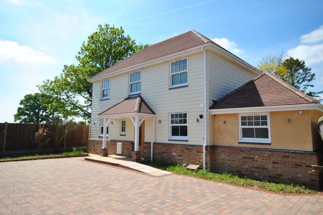 Thumbnail Detached house for sale in Queens Head Yard, Sheering, Hertfordshire
