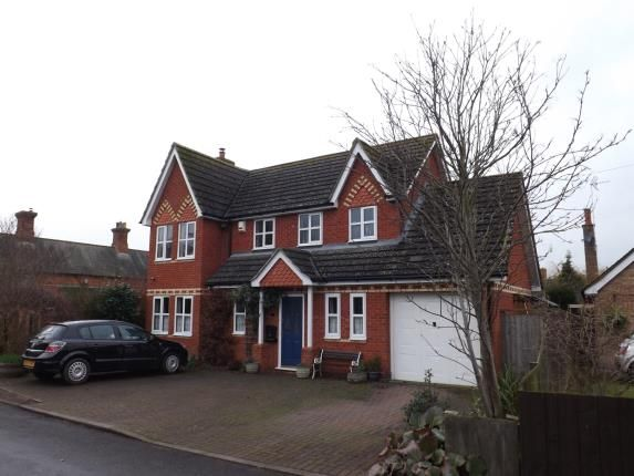 Thumbnail Detached house for sale in Park Lane, Henlow, Bedfordshire