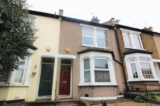 Thumbnail Terraced house to rent in Howarth Road, London