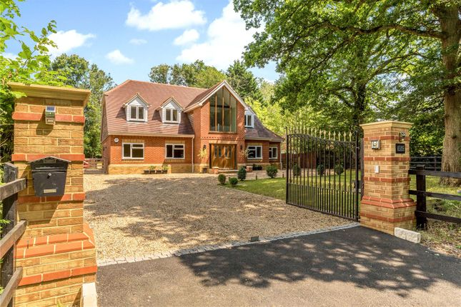Thumbnail Detached house for sale in Plaistow Road, Ifold, West Sussex