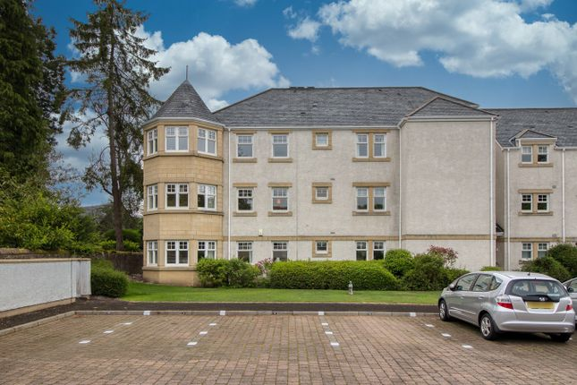Thumbnail Flat for sale in Ardleighton Court, Perth Road, Dunblane