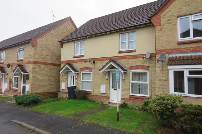 Thumbnail Terraced house for sale in St. Andrews View, Taunton