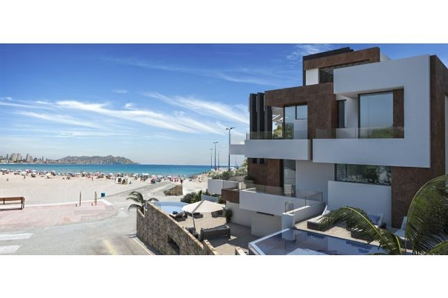 Front Line Property For Sale Benidorm